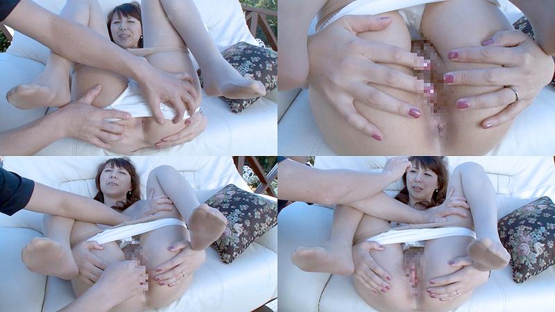 【個人撮影】寝取られ性癖の夫が奥さん貸し出し!若い男たち